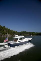 2014 - Back Cove Yachts - Back Cove 30