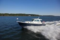 2012 - Back Cove Yachts - Back Cove 34