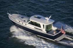 2012 - Back Cove Yachts - Back Cove 37