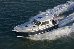 2015 - Back Cove Yachts - Back Cove 37
