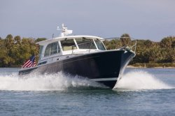 2015 - Back Cove Yachts - Back Cove 41