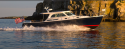 2015 - Back Cove Yachts - Downeast 37