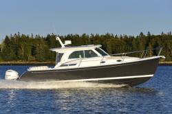 2019- Back Cove Yachts