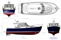 2020 - Back Cove Yachts - Back Cove 32
