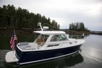 2020 - Back Cove Yachts - Back Cove 30