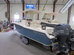 2022 Grady White Fisherman 257