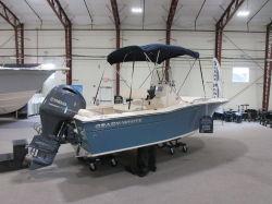 2022 Grady White Fisherman 180