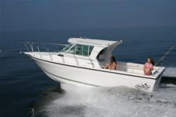 2009 - Baha Cruiser Boats - 277 GLE