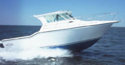 2009 - Baha Cruiser Boats - 286 SF