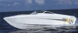 2009 - Baha Cruiser Boats - 288 Sunchaser