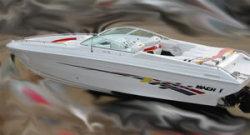 2009 - Baha Cruiser Boats - 290 Mach I BR