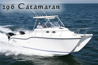 2009 - Baha Cruiser Boats - 296 Catamaran