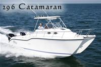 2009 - Baha Cruiser Boats - 296 Catamaran
