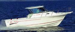 2009 - Baha Cruiser Boats - 299 SF