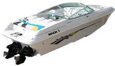 2009 - Baha Cruiser Boats - 314 Mach I BR