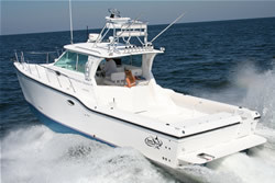 2009 - Baha Cruiser Boats - 340 Flybridge
