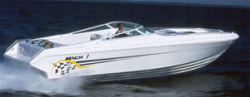 2009 - Baha Cruiser Boats - 340 Mach I BR