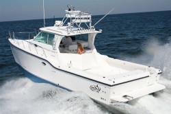 2011 - Baha Cruiser Boats - 340 Catamaran Flybridge