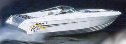 2011 - Baha Cruiser Boats - 340 Mach IBR