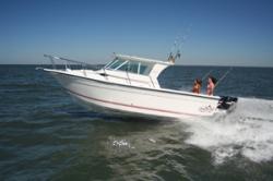 2011 - Baha Cruiser Boats - 252 GLE
