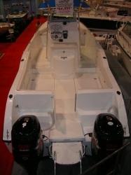 2011 - Baha Cruiser Boats - 270 CCC Flyer