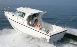 2011 - Baha Cruiser Boats - 277 GLE