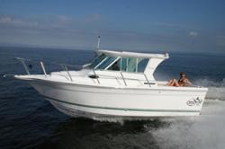 2011 - Baha Cruiser Boats - 232 GLE