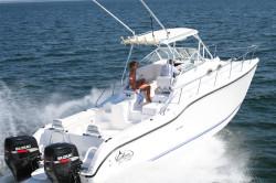 2011 - Baha Cruiser Boats - 296 Catamaran - Tournament Edition