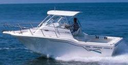 Baha Cruiser Boats 257 WAC Walkaround Boat