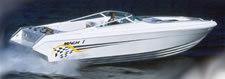 Baha Cruiser Boats 340 Mach I Bowrider Boat