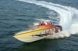 2009 - Baja Marine - 35 Outlaw