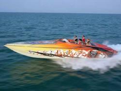 2010 - Baja Marine - 35 Outlaw