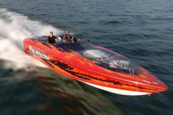 Baja Marine 35 Poken Run Edition High Performance Boat
