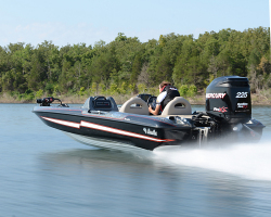 2012 - Bass Cat Boats - Cougar Advantage