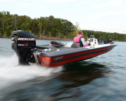 2012 - Bass Cat Boats - Margay