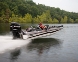 2012 - Bass Cat Boats - Pantera Classic