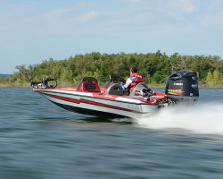 2012 - Bass Cat Boats - Pantera II