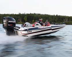 2012 - Bass Cat Boats - Cougar FTD