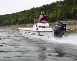 2012 - Bass Cat Boats - Skiff Cat 16
