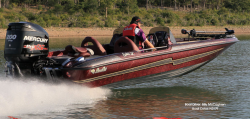 2013 - Bass Cat Boats - Pantera IV