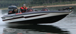 2013 - Bass Cat Boats - Puma FTD