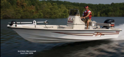 2014 - Bass Cat Boats - Bay Cat