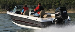 2014 - Bass Cat Boats - Calico