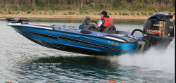 2014 - Bass Cat Boats - Eyra