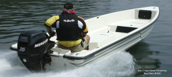 2015 - Bass Cat Boats - Phelix
