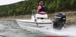 2015 - Bass Cat Boats - Skiff Cat 16