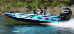 2015 - Bass Cat Boats - Sabre FTD