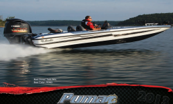 2015 - Bass Cat Boats - Puma