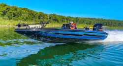 2018 - Bass Cat Boats - Cougar FTD