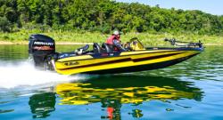2018 - Bass Cat Boats - Sabre FTD
